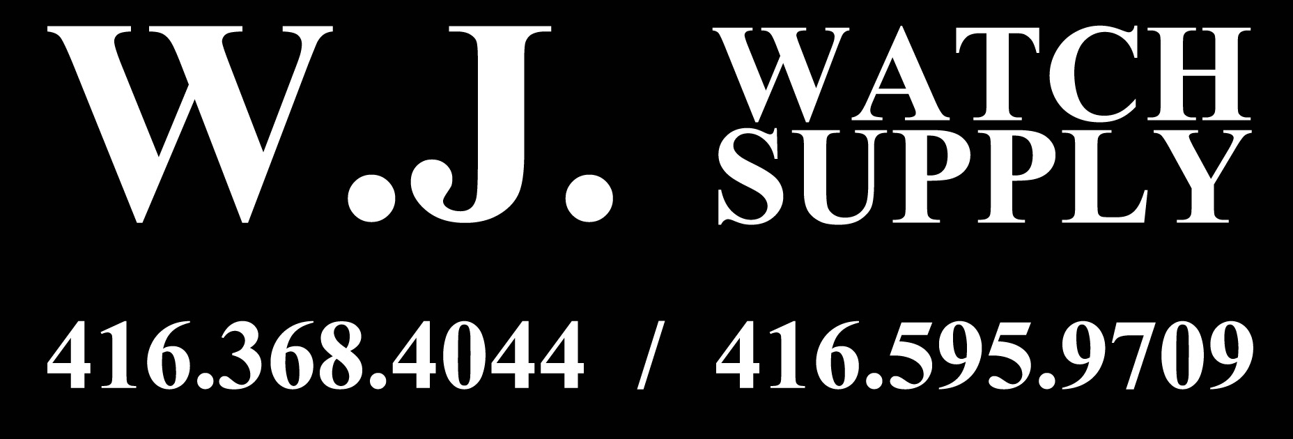 W.J Watch Supply